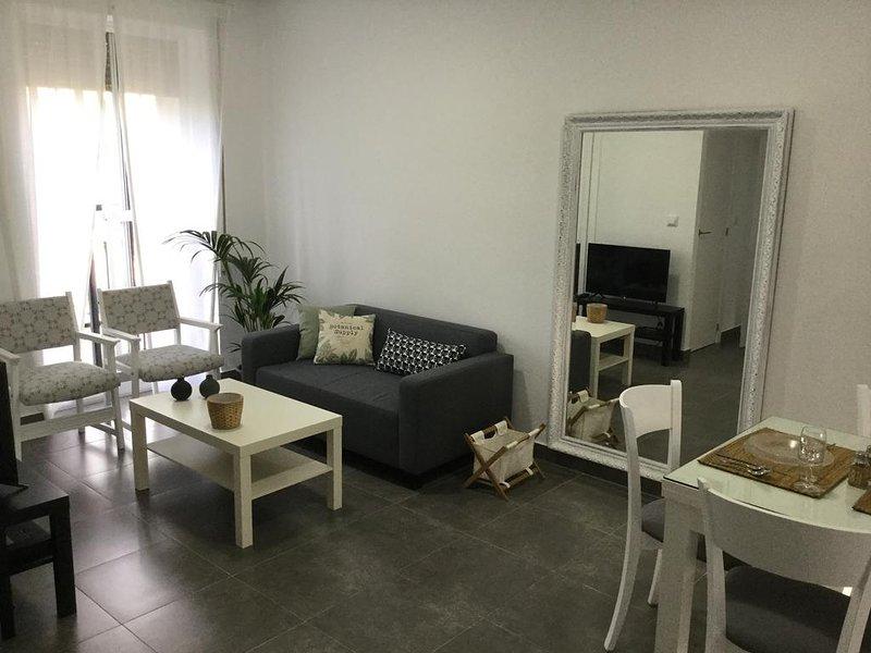 Beautiful apartment in Córdoba, holiday rental in La Rambla