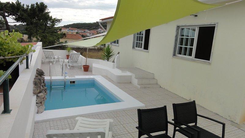 Casa Rocha 6 personnes ou plus, Ferienwohnung in Torres Vedras
