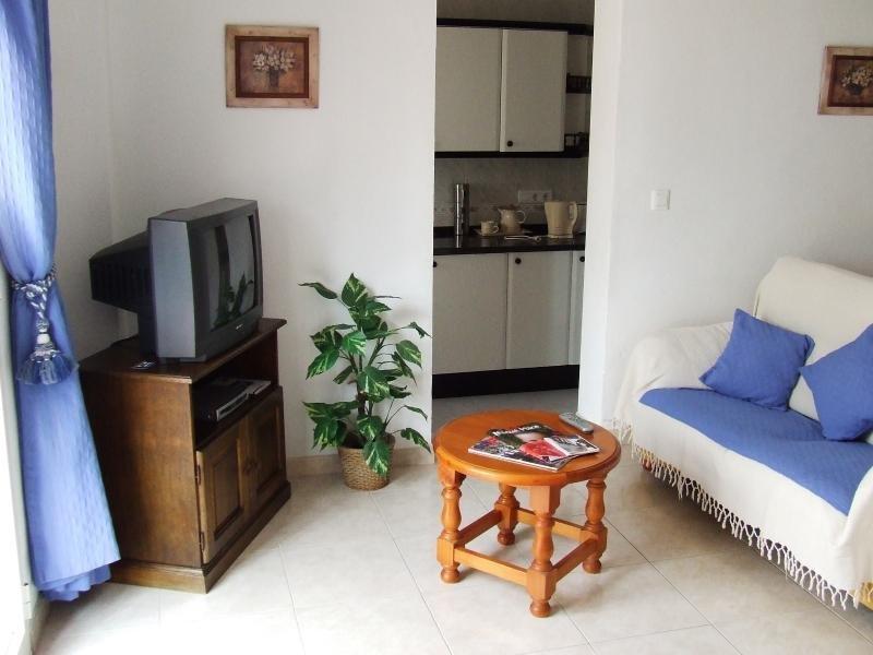 Confortevole area lounge
