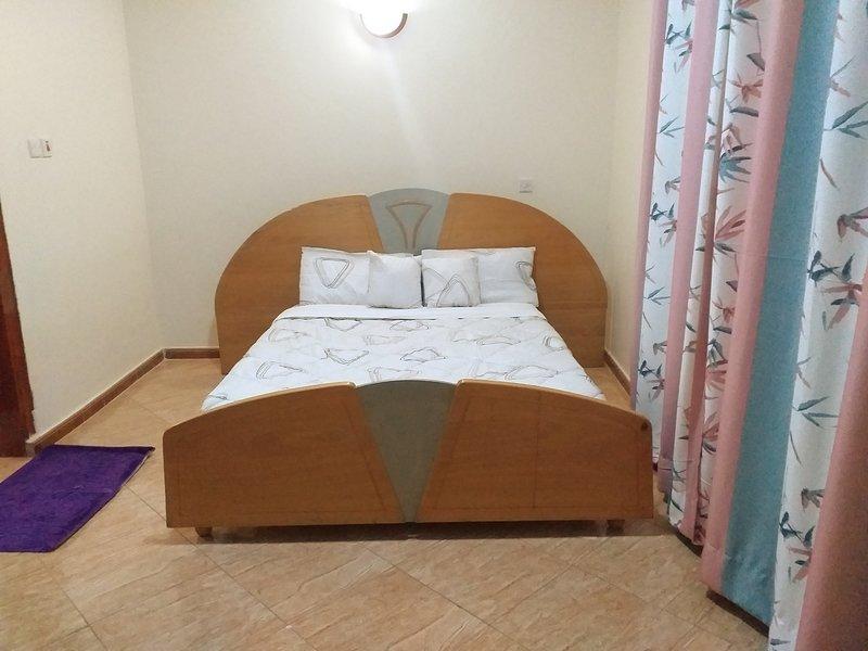 Specious Apartment, Makindye  Salama Road,  Entebbe Road, Kampala Central, location de vacances à Kampala