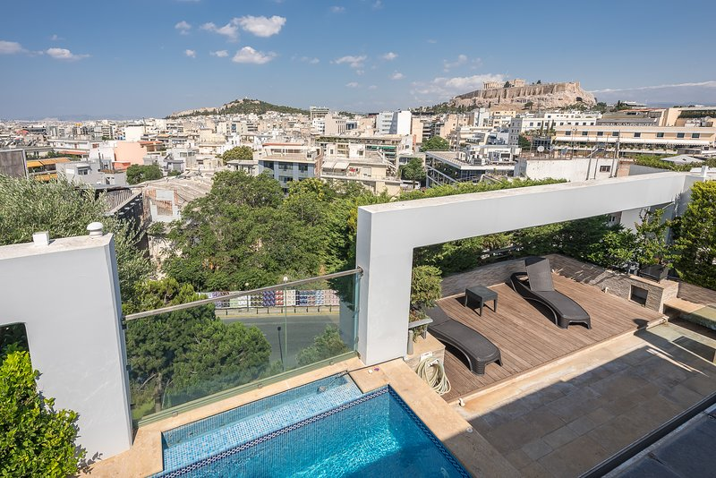 ACROPOLIS PENTHOUSE, holiday rental in Athens