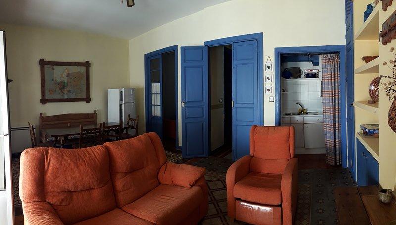 Casa Rural el cubano, holiday rental in Felgar
