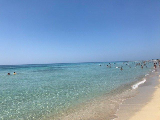 Lido Marini a pochi passi da un mare cristallino, vacation rental in Ugento