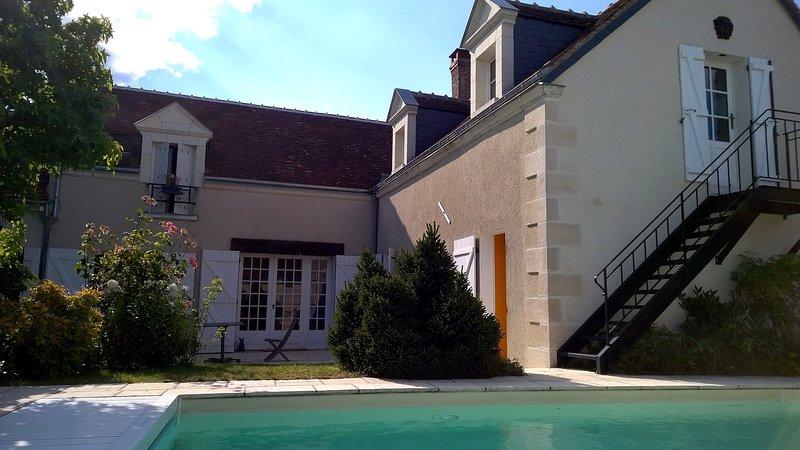 chambre d'hote la daubinière, holiday rental in Cere La Ronde
