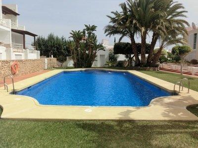 Casa Isidro, location de vacances à Mojacar Playa