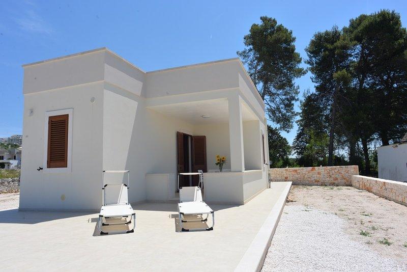 Villa Isabella, holiday rental in Calabrese