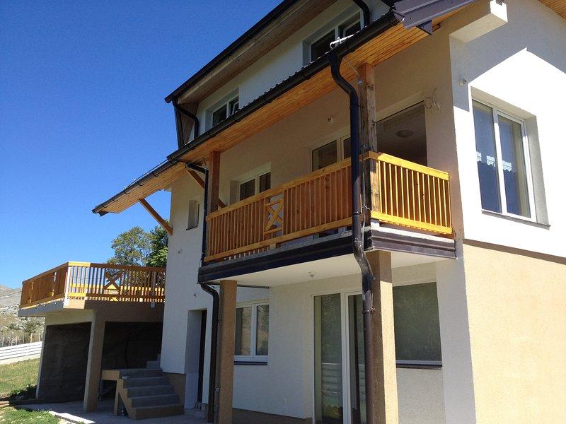 Utopia Mountain resort, aluguéis de temporada em Bjelasnica