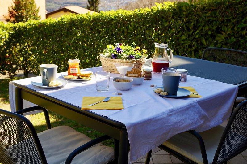 Un Angolo di Relax, holiday rental in Peschiera Maraglio