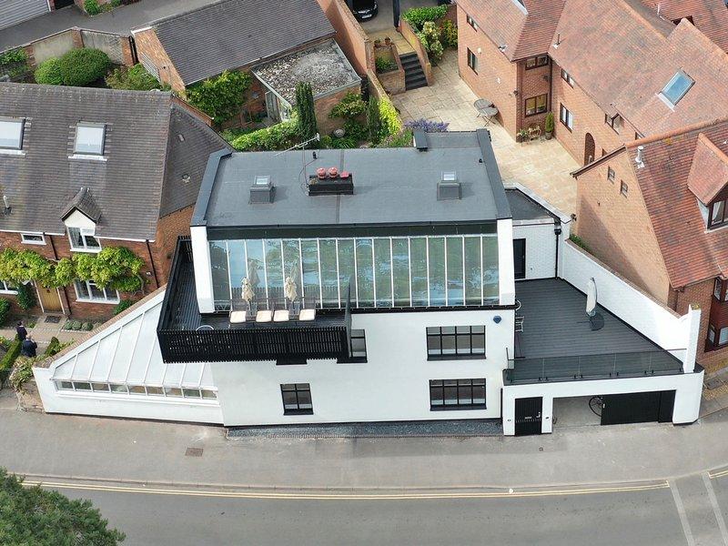 Castle View, Warwick, holiday rental in Warwick