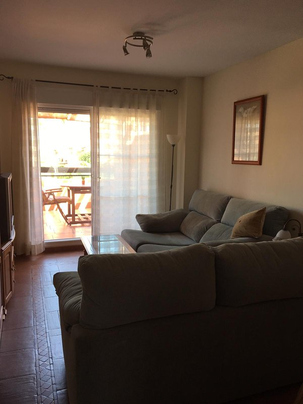 APARTAMENTO DOS DORMITORIOS URB. VERAZUL, holiday rental in Puerto Rey