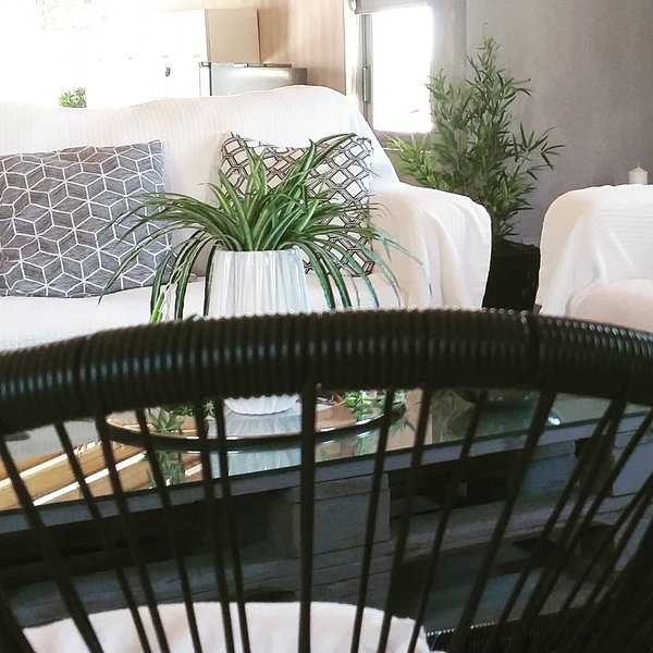 Luxery modern house, holiday rental in Dassia