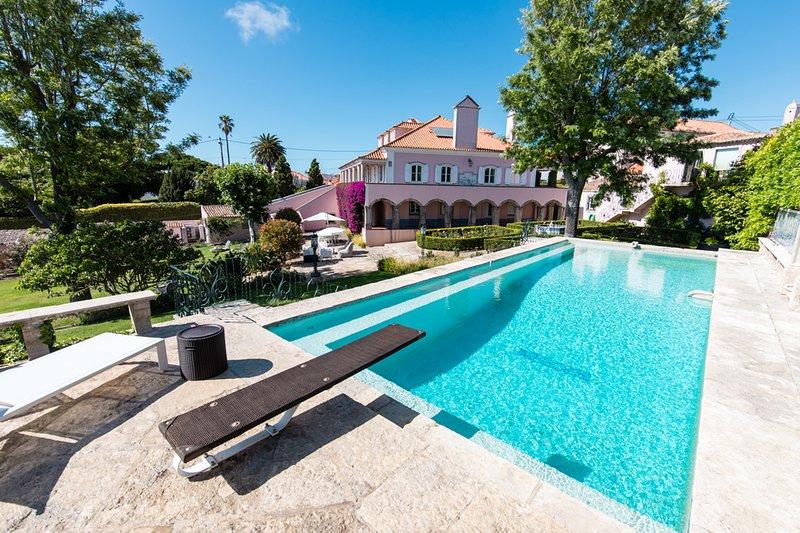 Villa Capuxa, location de vacances à Azoia