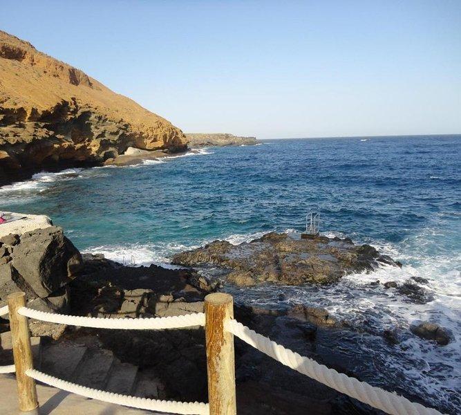 Apartament near the ocean, holiday rental in Costa del Silencio