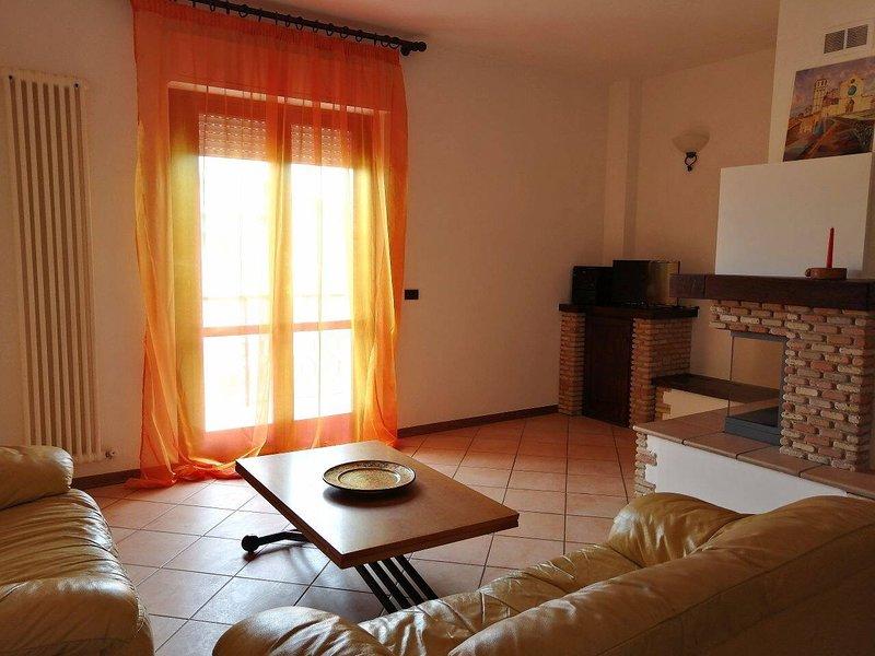 Il Gelsomino, ampio appartamento ai piedi di Assisi, location de vacances à Ripa