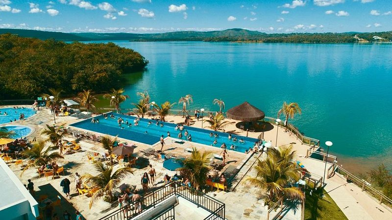 Resort do lago (LP1), location de vacances à État de Goiás