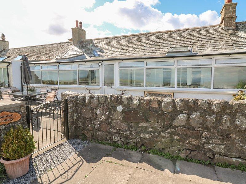 Solway Cottage, Southerness, location de vacances à Kirkbean