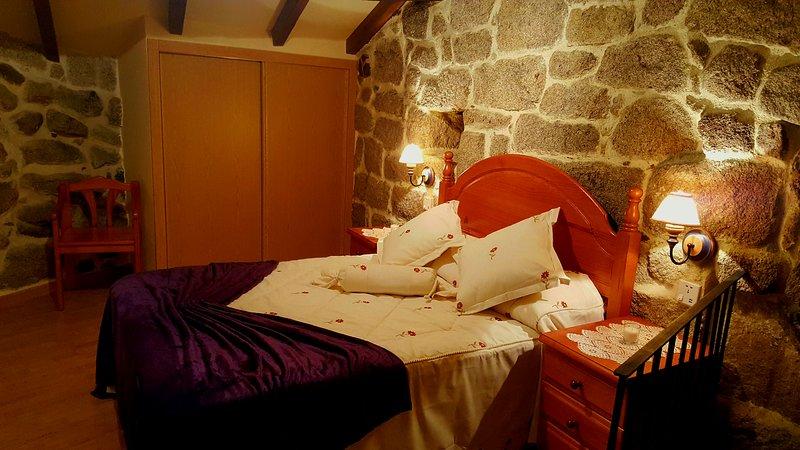Casa da Canella, alquiler vacacional en la Ribeira  Sacra, Ferienwohnung in Panton