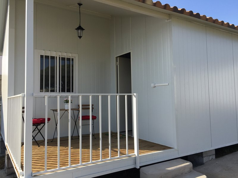 Nice property with garden & terrace, holiday rental in Pago del Humo