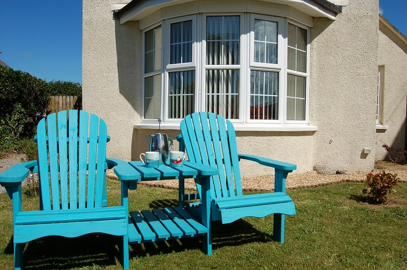 ANGORFA FAMILY HOLIDAY HOME Tywyn, vacation rental in Tywyn
