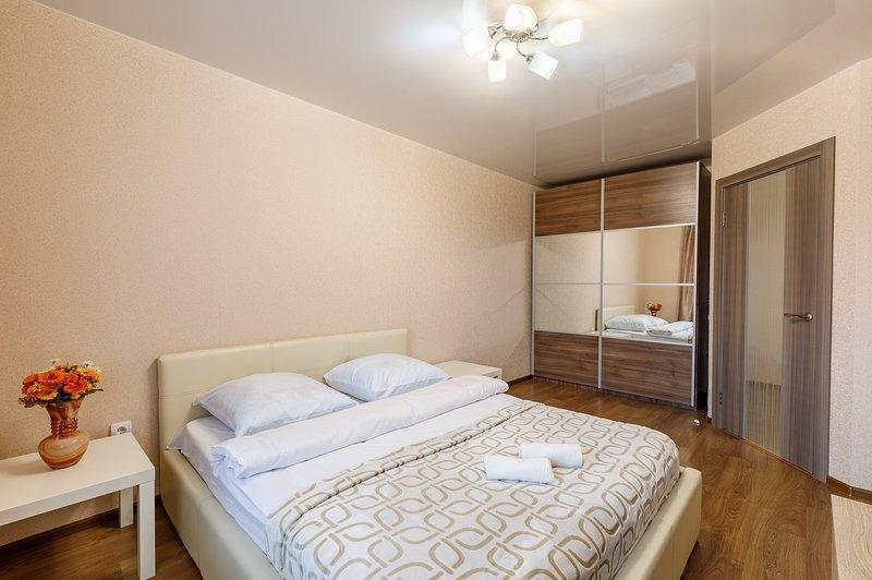 Apartments on Lenin Avenue 157, location de vacances à Tula