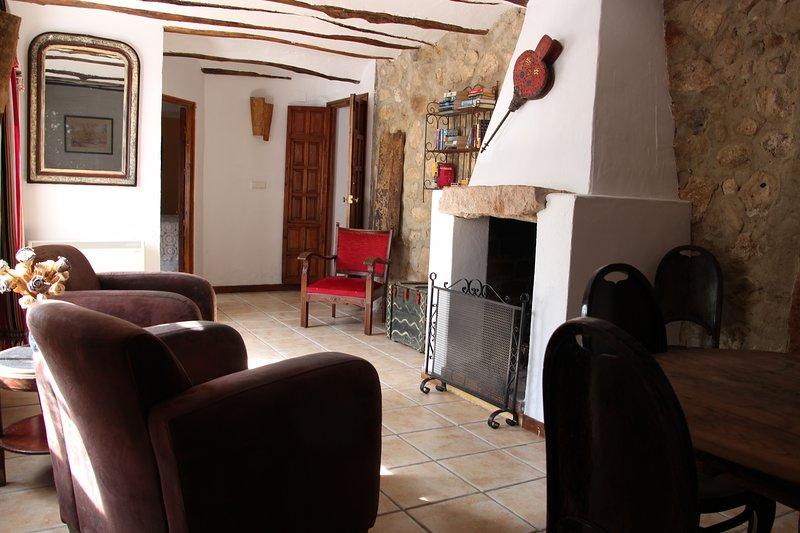 Casa El Patio, een schitterend appartement tussen de olijfboomgaarden. – semesterbostad i Alcala la Real