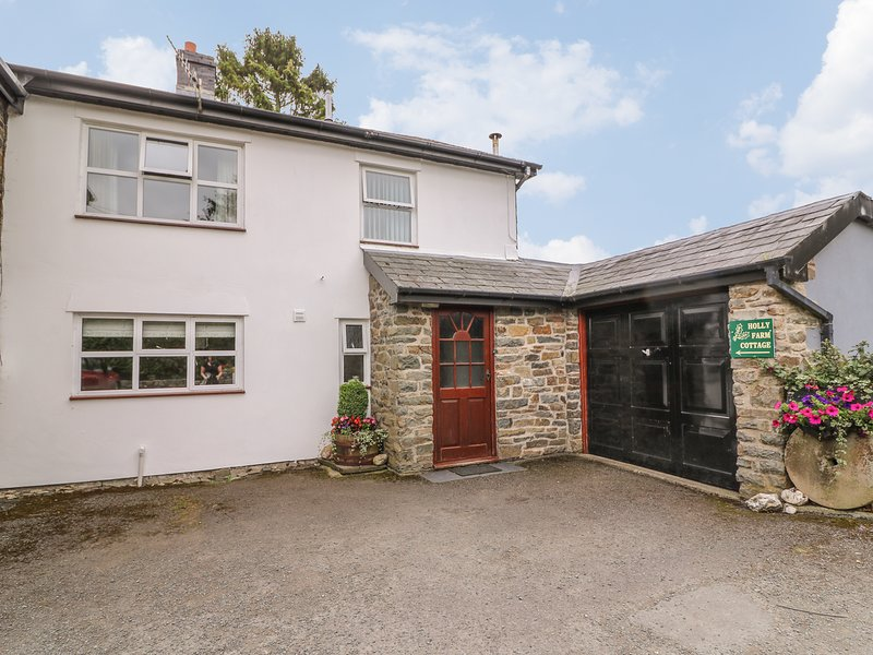 HOLLY FARM COTTAGE, multi-fuel stove, lawned garden with patio, fantastic walks, vacation rental in Llandrindod Wells