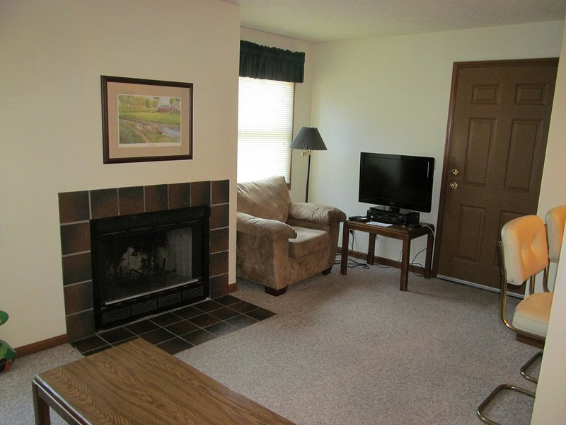 Condo at the Unv. of Notre Dame, Football weekends, short and long term stays, holiday rental in Niles