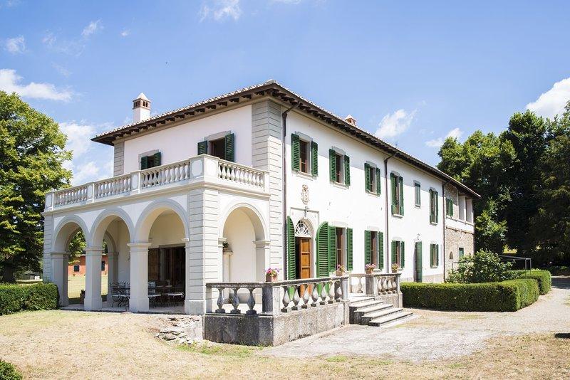 Villa Martina, holiday rental in Vicchio
