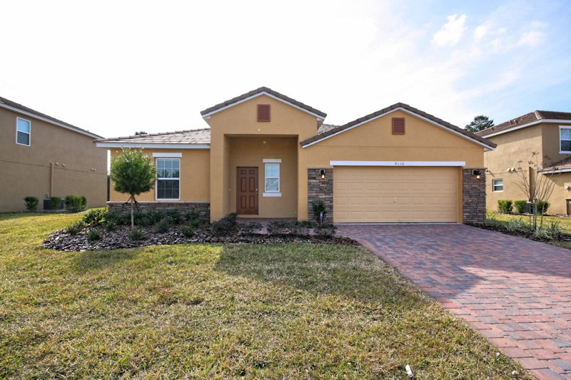 (9110-CAL) Calabria 5 Bed South Face Pool, GAMES ROOM, vacation rental in Kissimmee