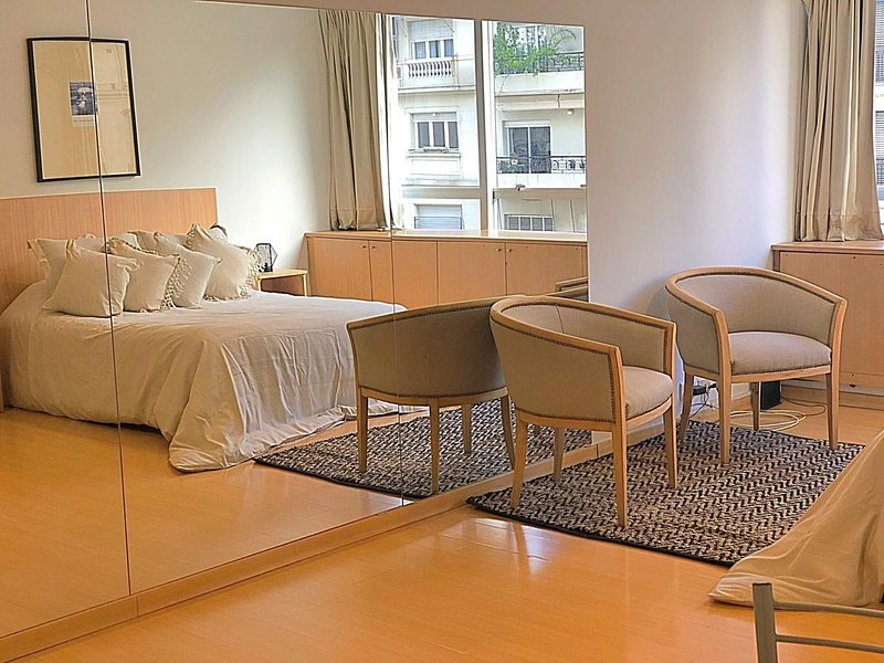 Callao Chico Updated 2021 1 Bedroom Apartment In Buenos Aires With Shared Outdoor Pool Unheated And Sauna Tripadvisor