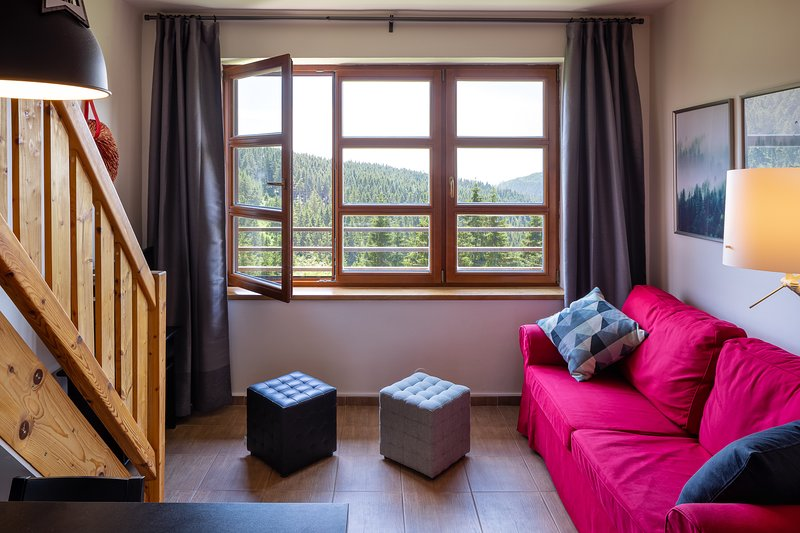 Apartment in Giant Mountains, alquiler vacacional en Cerny Dul