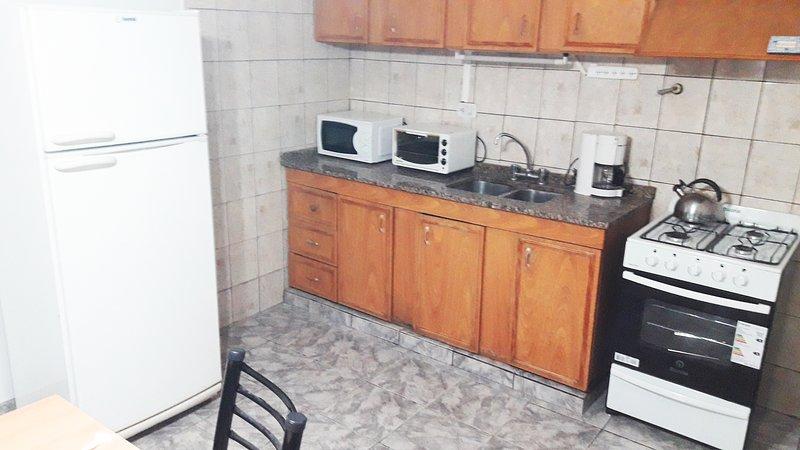 Living Room / Kitchen / Living-Dining Room