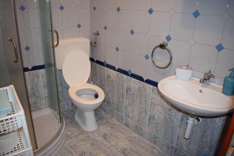 A2 (2 + 2): bagno con wc