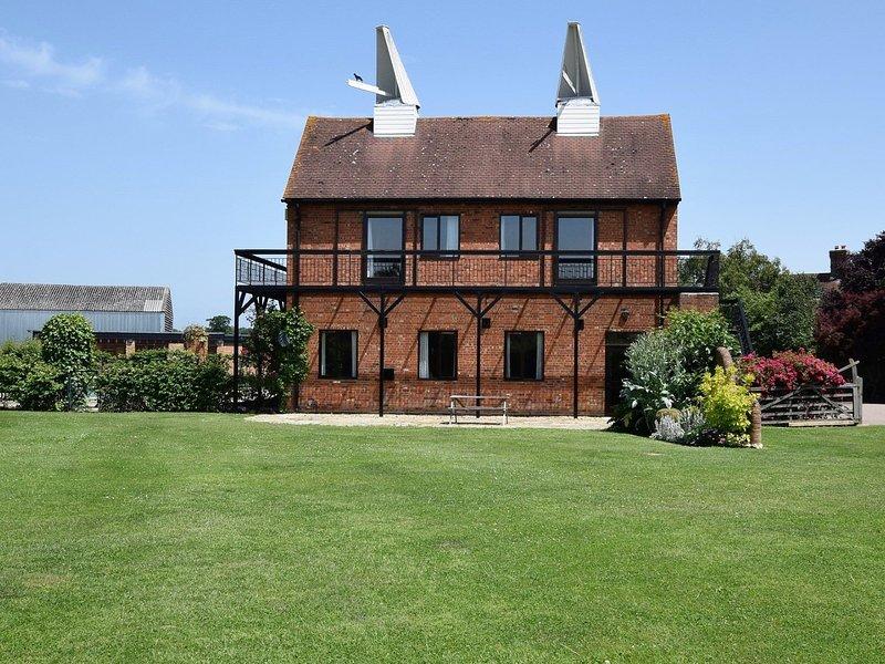 Une belle maison de Kent Oast à la campagne