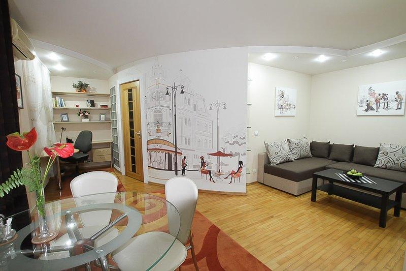CVS.md - Favorita Apartment, vacation rental in Transnistria