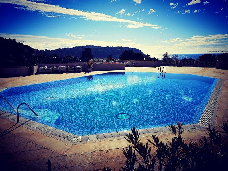 Paradise on the Cote D'Azure, location de vacances à Villefranche-sur-Mer