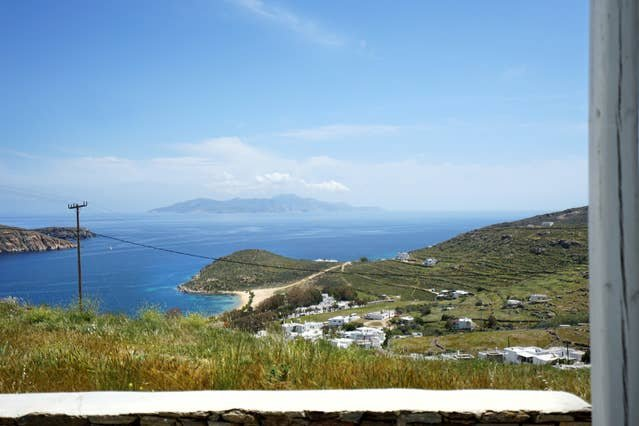 Serifos high view, vacation rental in Serifos