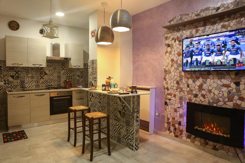 Savoia Suite House, location de vacances à Grumo Nevano