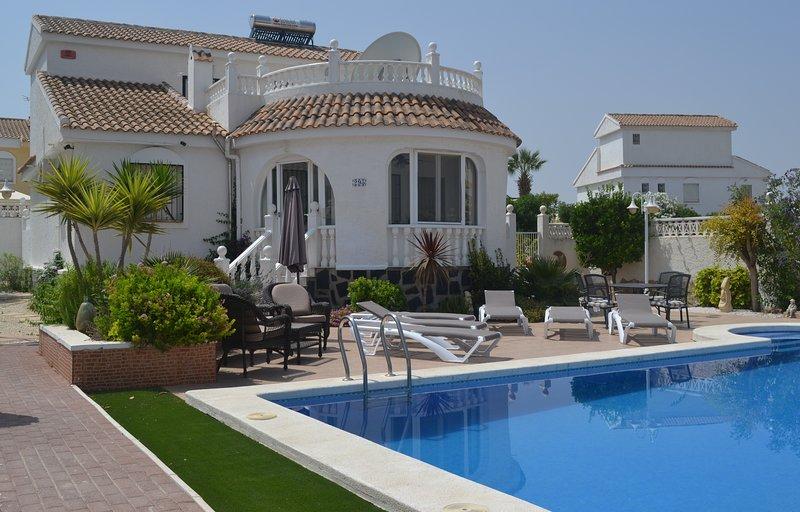Casa Lily, vacation rental in Camposol