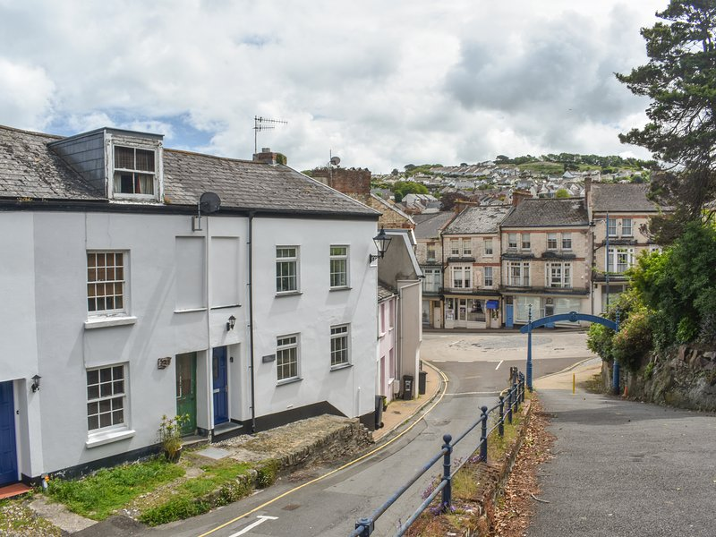 FERN COTTAGE, open fire, exposed beams, pet friendly, in Illfracombe, Ref, holiday rental in Ilfracombe