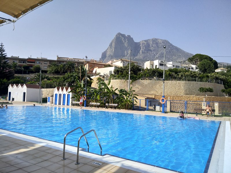 Free Municipal Pool 150 meters from the house