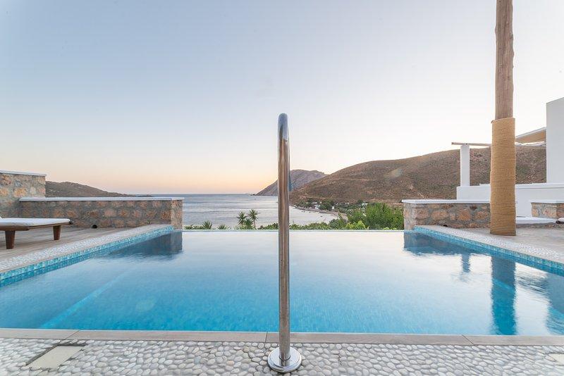 Premium Pool Villa, casa vacanza a Grikos