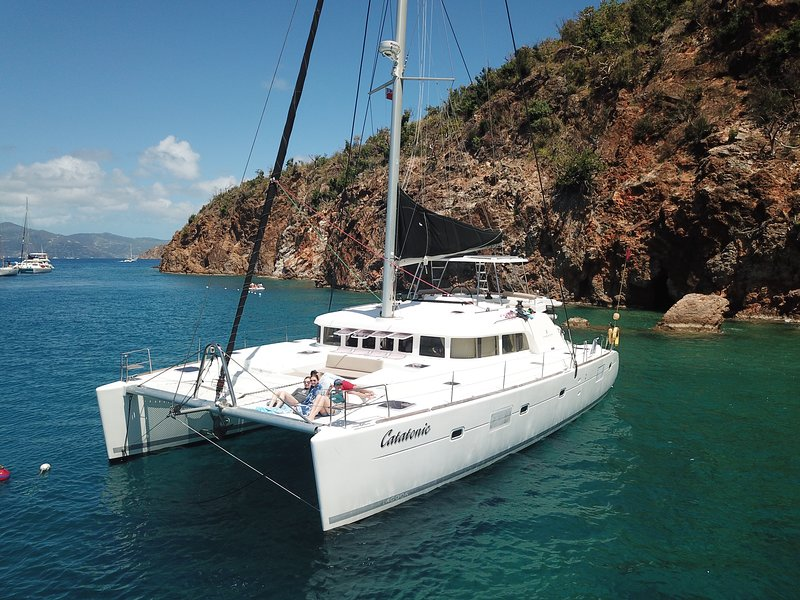 Yacht Catatonic-Crewed All-Inclusive BVI Charters, Ferienwohnung in Charlotte Amalie