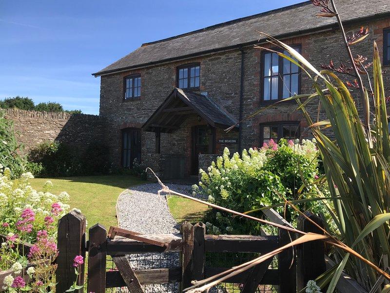 Amazing Bigbury On Sea South Devon 3 Bedroom Cottage Close To The Beutiful Home Inspiration Aditmahrainfo