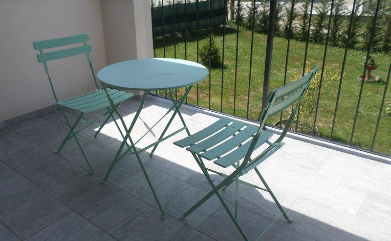 Tulipano design apartment, holiday rental in Costigliole d'Asti
