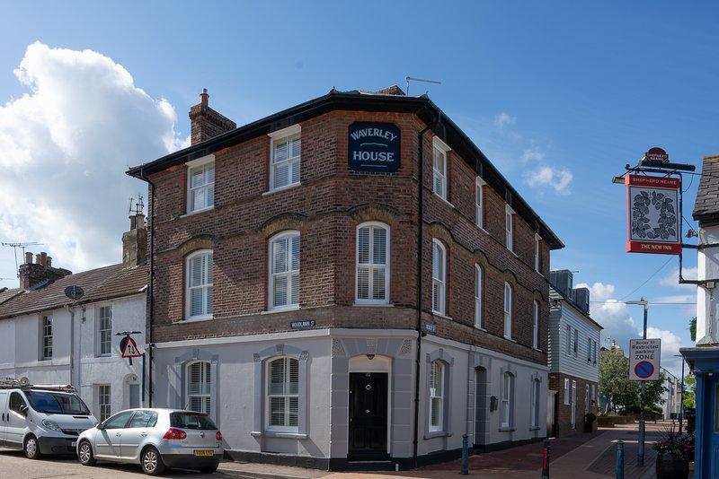 Casa de Waverley Whitstable