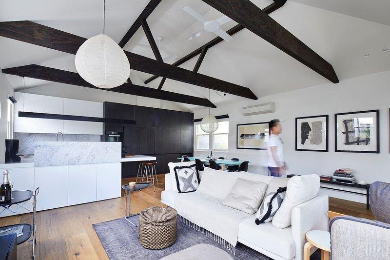 Stunning 2 Bedroom Home in Albert Park, alquiler vacacional en Albert Park