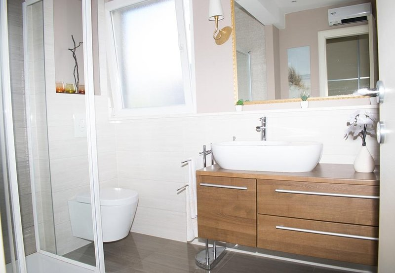 A1(6+3): bathroom with toilet