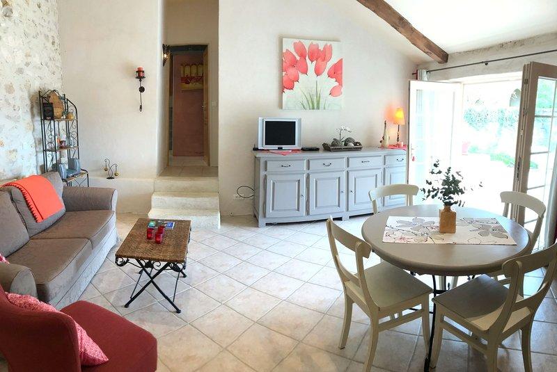 Le Cantalou, Ferienwohnung in Saint-Daunes