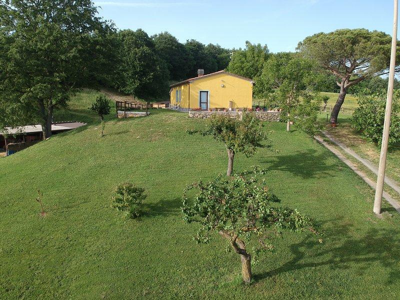 Villa Matilde, vacation rental in Catabbio
